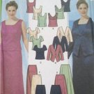 Simplicity Sewing Pattern 5973 Misses Ladies Evening Jacket Skirt Size 26W-32W