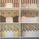 """Butterick Sewing Pattern 3748 Waverly WIndow Treatment Uncut 36"""" 42"""" 48"""""""