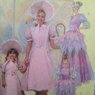 McCalls Sewing Pattern 4622 Kids Little Bo Peep Fairy Costume Size 3-8 UC