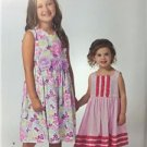 Simplicity Sewing Pattern 1189 Childs Dress Size 3-8 Uncut