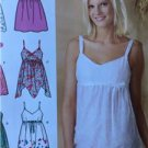 Simplicity Sewing Pattern 4127 Ladies Misses Top Size 6-14 Uncut