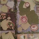 Vogue Sewing Pattern 7491 Leaf Table Top Placemats Napkins Coasts Uncut