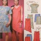 McCalls Sewing Pattern 4462 Misses, Ladies top, Tunic, Skort, Capri Size 26W-32W