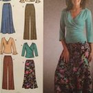 Simplicity Sewing Pattern 4095 Ladies / Misses Pants Top Skirt  Size 20w-28w UC