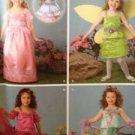 Simplicity Sewing Pattern 2384 Childs Princess Fairy Size 3-8 Uncut