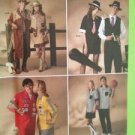 Simplicity Sewing Pattern 2797 Partner Costumes (Mens and Misses) Size XS-XL