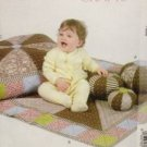 McCalls Sewing Pattern 6622 Ball in three Sizes & Mat Pillow Uncut