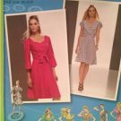 Simplicity Sewing Pattern 2644 Misses Dress Project Runway Size 8-16