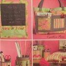 McCalls Sewing Pattern 5348 Sewing Organiser Memo Board Pincushion Uncut