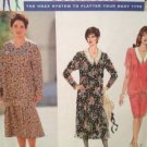 Simplicity Sewing Pattern 9124 Ladies / Misses Two Piece Dress Size 18w-24w UC