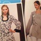 Simplicity Sewing Pattern 2930 Ladies Misses Tunic Belt Size 6-14 Uncut