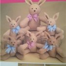 Simplicity Sewing Pattern 3779 Crafts Animals Toy Teddy Two Sizes All Sizes