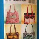 Butterick Sewing Pattern 5367 Ladies / Misses Four Totes Bag Uncut