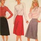 McCalls Sewing Pattern 7634 Ladies Misses Skirts Size 14 Uncut OOP