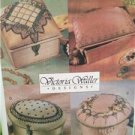 Vogue Sewing Pattern 7251 Pin Beaded Boxes Craft Accessories Uncut
