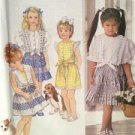 Simplicity Sewing Pattern 8891 Childs Kids Girls Cute Skirt Shorts Top 5-6X