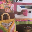 Butterick Sewing Pattern 4476 Fat Quarters Sewing Accessories Uncut Pin Cushions