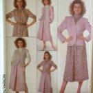 Simplicity Sewing Pattner 9316 Ladies/ Misses Skirt Blouse Jacket Size 16-22 UC