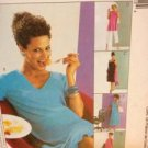 McCalls Sewing Pattern 3131 Maternity Dress Top Skirt Pants Size L-XL Uncut