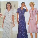 Butterick Sewing Pattern 3376 Misses Ladies Top and Skirt Size 14-18 NEW