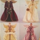 """Butterick Sewing Pattern 4059 14"""" 35.5cm Collectible Decorative Angels Uncut"""