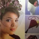 Butterick Sewing Pattern 4695 Misses Ladies Hats And Bag All Sizes Uncut