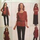 Butterick Sewing Pattern 3575 Ladies /Misses Top Skirt Pants Vest Size 20-24 UC