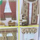Simplicity Sewing Pattern 4497 Curtains Size O/S Uncut