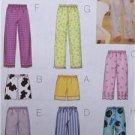 Butterick Sewing Pattern 3314 Ladies Misses Top Shorts Pants Size XS-M Uncut