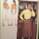 Simplicity Sewing Pattern 9104 Ladies Misses Shirt & Skirts Size 10 Uncut