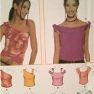 Simplicity Sewing Pattern 7020 Junior Design Your Own Tops Size 3/4 - 9/10 UC