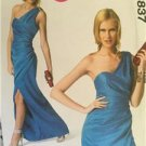 McCalls Sewing Pattern 6837 0332 Misses Close Fitting Lined Dress Size 14-22 UC