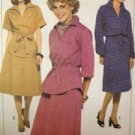 Sewing Pattern No 8313 Simplicity Pullover Dress or Top and Skirt Size 10