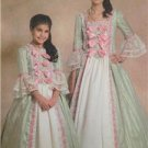 McCalls Sewing Pattern 5414  MissesGirls Early America Costumes Size 7-14