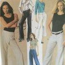 McCalls Sewing Pattern 3935 Ladies Misses Pants Two Lengths Size 12-18 Uncut
