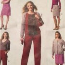 Butterick Sewing Pattern 5821 Ladies Misses Jacket Dress Skirt Pants Size 16-24