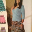 Simplicity Sewing Pattern 4283 Ladies Misses Skirts Size 10-18 Uncut