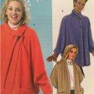 Butterick Sewing Pattern 4363 Misses Womans Wrap Size 26w-32w Uncut