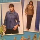 Simplicity Sewing Pattern 2899 Misses Ladies Jacket Project Runway Size 18W-24W