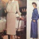 Vogue Sewing Pattern No 1479 Misses Ladies Dress Size 14 Uncut