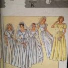 Sewing Pattern No 4195 Style Ladies Wedding and Bridesmaid Dress Size 16