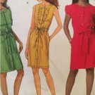 Butterick Sewing Pattern 5600 Ladies Misses Semi Fitted Dress Size 6-12 Uncut