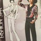 McCalls Sewing Pattern 6601 Ladies Misses Blouse Pants Size 16-24 Uncut