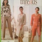 Simplicity Sewing Pattern 3845 Misses Ladies Pants Jacket Skirt Size 8-16 Uncut