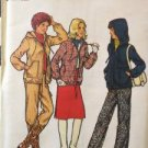 Sewing Pattern No 2081 Style Teens Unlined Jacket, Skirt and Trousers Size 11/12