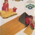 Butterick Sewing Pattern 3045 Childs Cabbage Patch Kids Slumber Bag Uncut