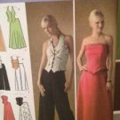 Simplicity Sewing Pattern 4145 Ladies / Misses Evening Skirts Top Size 12-20 UC