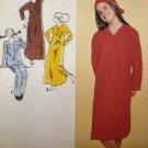 Sewing Pattern No 9248 Simplicity Teens Nightshirt Pajamas and Hat Size 13/14