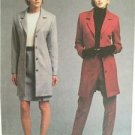 McCalls Sewing Pattern 9521 Misses Lined Jacket Skirt Pants Size 8-12 Uncut