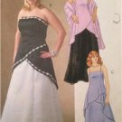 McCalls Sewing Pattern 4791 Ladies Misses Lined Tops Skirts Stole Size 26w-32w